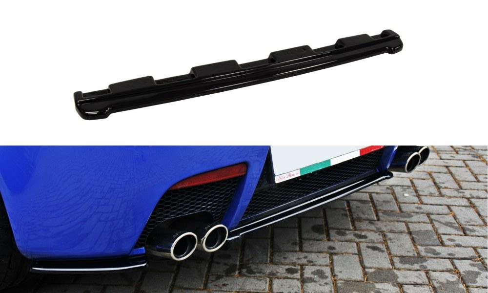 Splitter Tylny Środkowy Alfa Romeo 147 GTA (Bez dyfuzora) - GRUBYGARAGE - Sklep Tuningowy